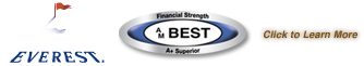 Everest National Insurance Company and AM Best A+ Rating. Learn more.