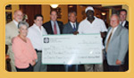 Hole In One Insurance Beneficiary - OJ Anderson